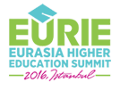 EURIE EURASIA HIGHER EDUCATION SUMMIT 2016 ISTANBUL